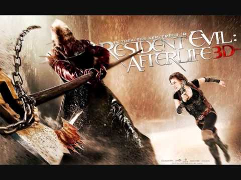Resident Evil Afterlife Soundtrack  Axeman  Youtube
