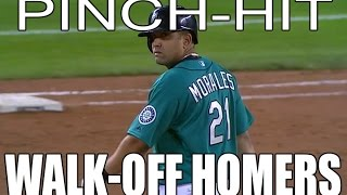 MLB: Pinch-Hit Walk-Off Homers