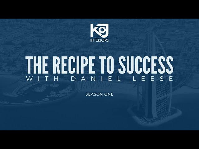 The Recipe To Success - Season 1