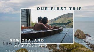 Neuseeland VLOG (Internationales Paar)—Reisen mit AJ!