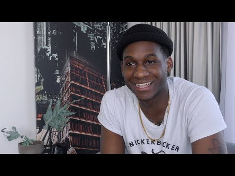 Leon Bridges interview (2018)