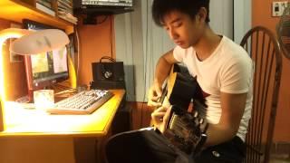 Cover guitar Hy vọng-Tăng Nhật Tuệ