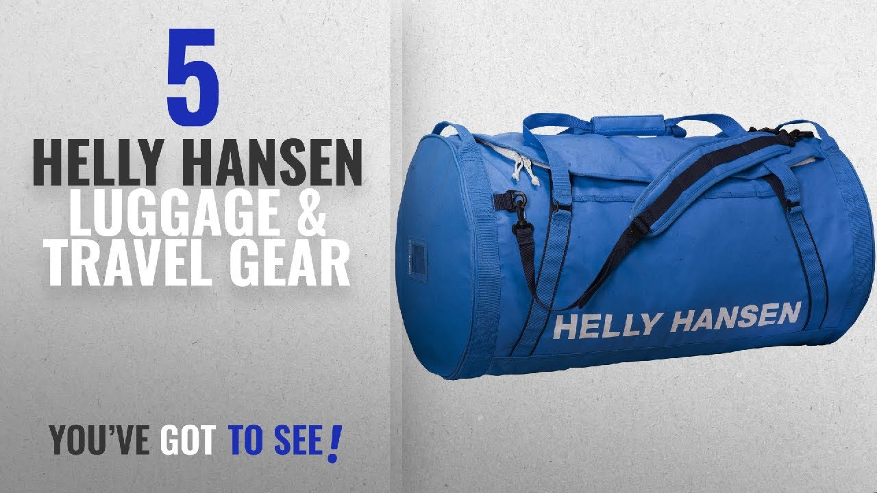 741670909c9 Top 10 Helly Hansen Luggage & Travel Gear [2018]: Helly Hansen ...
