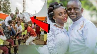 Wedding dance parte//How Kenyans Get Married in Kenya Faith weds GT