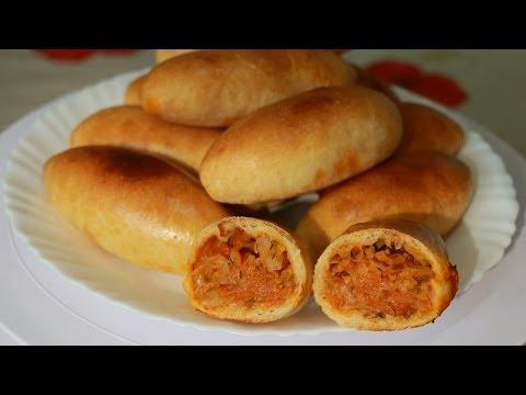 Рецепт Ну, оОчень вкусные - Пирожки с Капустой