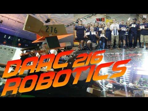 DARC Robotics 216 Souths Best Robotics Competition 2017 at Auburn University
