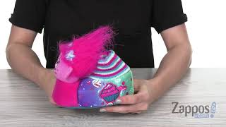 Favorite Characters TLF217 Trolls Slipper Head (Toddler/Little Kid) SKU: 9128898