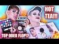 The Real Tea: Full Face Only Hatice Schmidt X Lov + Becca! Top Oder Flop? | Marv