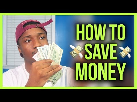 5 Simple Ways on Saving Money! • Money Management Tips