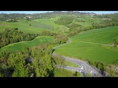 Marco Mastacchi - i colori della Valle del Savena dall'alto