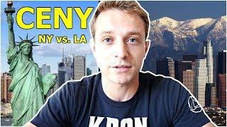 CENY JÍDLA New York vs. Los Angeles | Rozdíly v základních potravinách