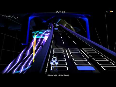 AUDIOSURF: Skrillex - Summit (ft. Ellie Goulding)