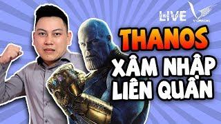 Thanos Của Liên Quân Liệu Còn mạnh Khi Bị Garena Giảm sức mạnh ???? Funny Video
