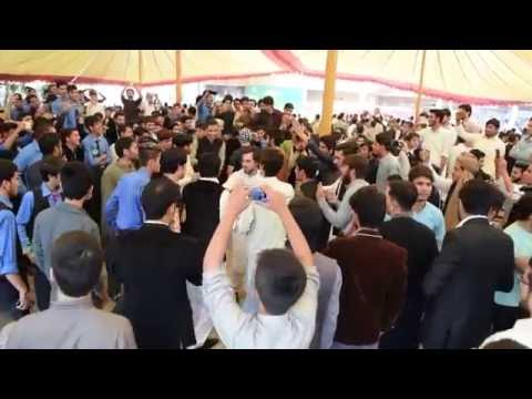 FCA Silver Jubilee - Boys Enjoying Athan Dance on Music