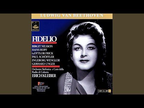Fidelio, Op. 72, Act II: Des besten Königs Wink und Wille