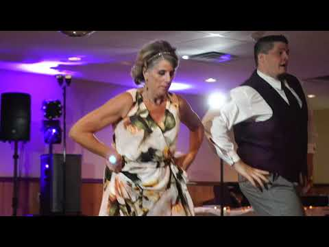 Surprise Mother Son wedding Dance