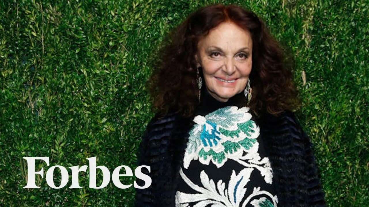 Diane von Furstenberg On Her Greatest Life Lessons And Tips For Success