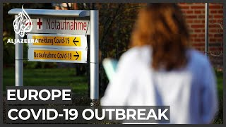 COVID-19 in Europe: Cases surge with several countries in lockdown