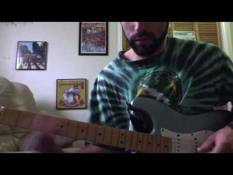 A Tribe Called Quest - Dis Generation (Guitar tutorial)