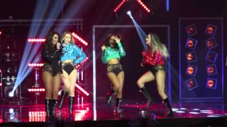 Little Mix - How Ya Doin'? / Hotline Bling - Get Weird Tour - at the BIC, Bournemouth on 15/03/2016 MP3