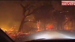 Nette accalmie sur le front des feux de brousse en Australie