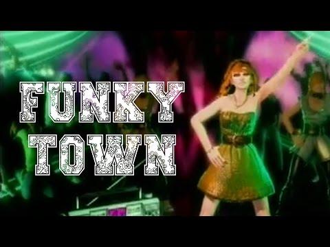 Dance Central   Funkytown   Miss Aubrey