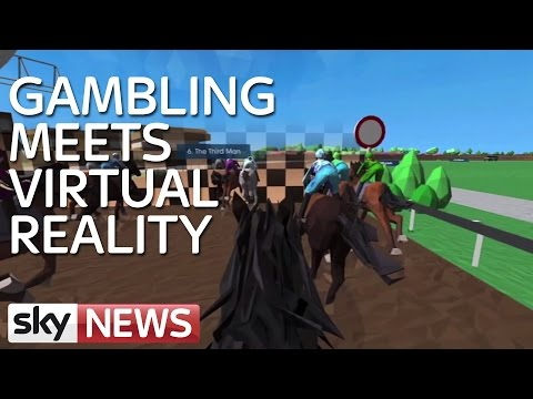 Swipe | Gambling Meets Virtual Reality & Tech News