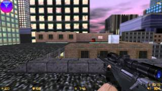 Sniper plays Counter-Strike 1.6