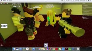 Roblox Gameplay. Ep. 6 Feat. Tin211, xPrinceRoyce