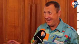 Wayne Mardle on his dartboard research, Phil Taylor's comeback comments, Grand Slam selection & more