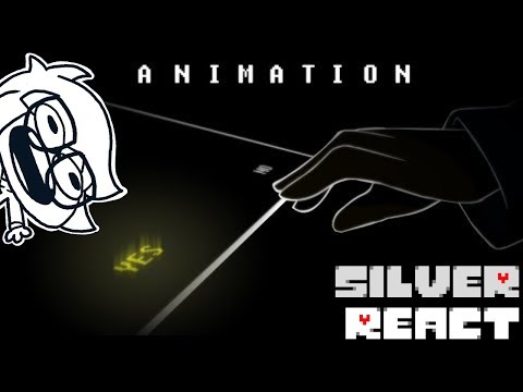 [Silver React] My Promise - Glitchtale S2 Ep #5   Without doubt... I love Asgore...