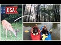 BACK IN THE US - Baby Deer, Kayaking and Other Stuff ☺☼