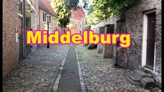 Kakhiel Vlog #44 - Levensgevaarlijk doolhof in Middelburg