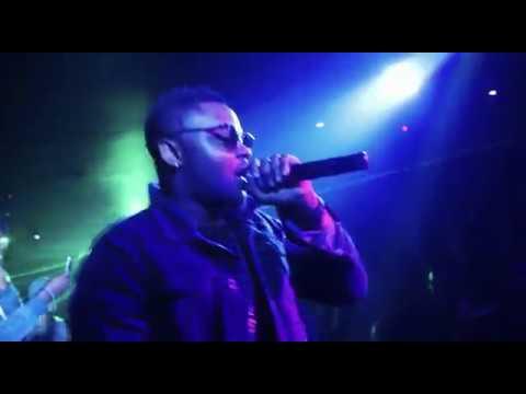 Saint Seaba   - Best Feeling Video Premiere At Club Vanity South Africa