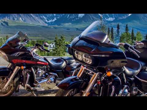 alaska 2016 motorcycle trip