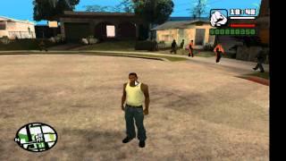 Jak założyć gang w Gta San Andreas