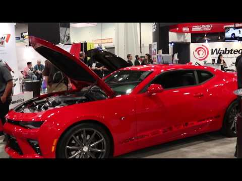 HELLION SEMA DEBUT! 2016+ CAMARO SS TWIN KIT!