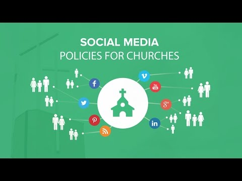 The Ultimate List of Social Media Policies for Churches & Ministries