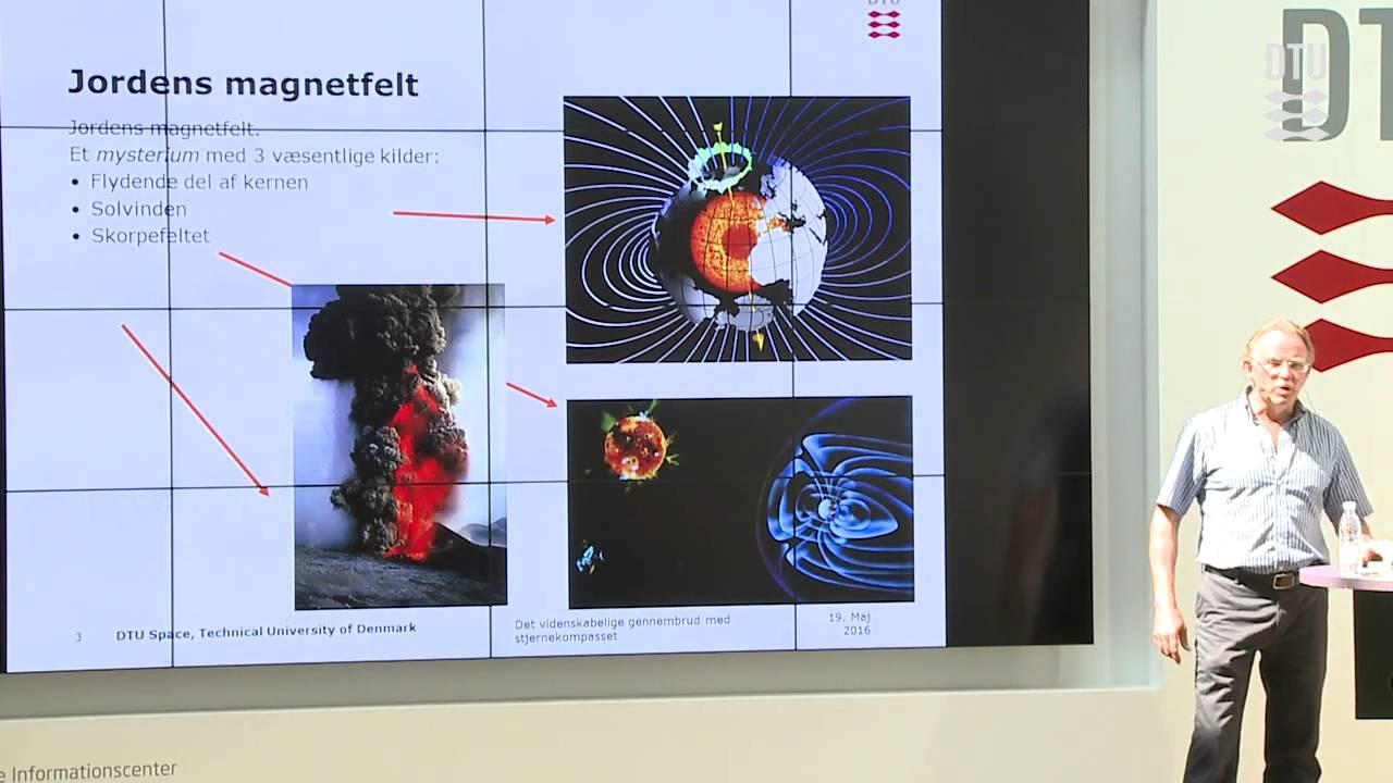 Det videnskabelige og teknologiske gennembrud med stjernekompasset
