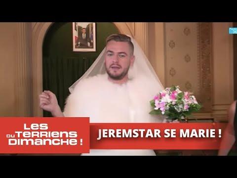 Félicitations, Jeremstar s\u0027est marié ! Les Terriens du dimanche