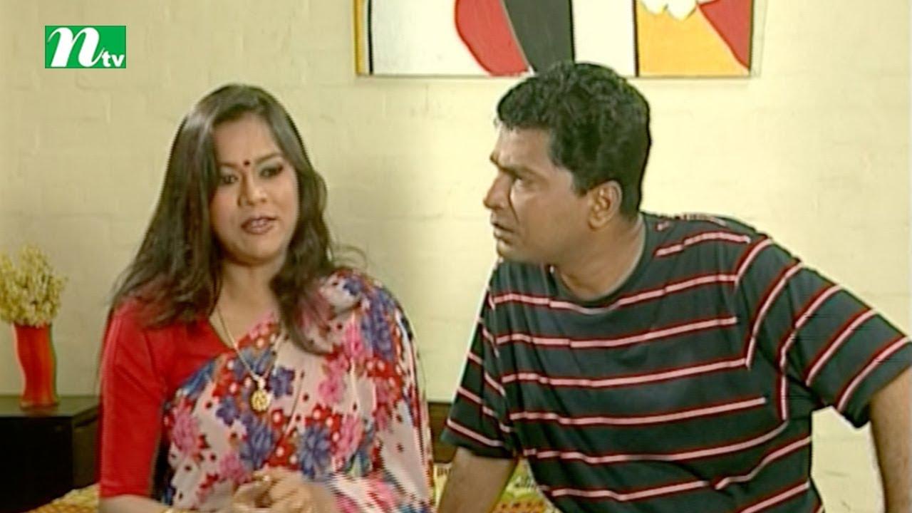 Bangla Natok Jhut Jhamela | Episode 71 | Farhana Mili, Dinar, Chitralekha Goho