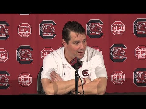 POSTGAME: Will Muschamp on Akron — 12/1/18