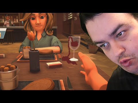 DATING SIMULATOR | TABLE MANNERS from YouTube · Duration:  11 minutes 58 seconds