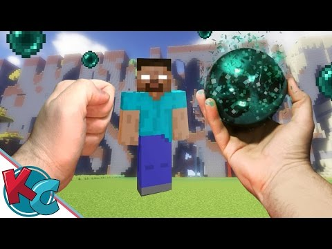 Realistic Minecraft 11 - The Herobrine Battle