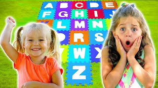 Phonics with a Words - ABC Song Alphabet for kids From ABC Baby Show