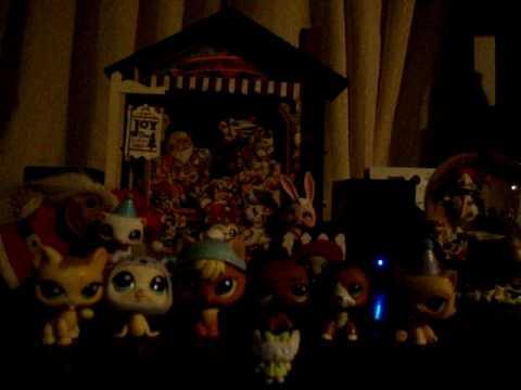 Littlest Pet Shop ~ Christmas Karaoke ~ LPS