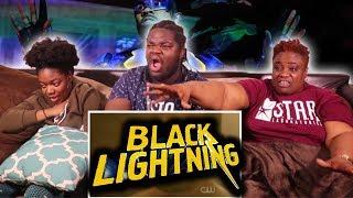 Black Lightning Season 1 Episode 8 : FAMILY REACTION!!
