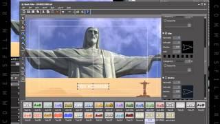 ВИДЕОМОНТАЖ В ПРОГРАММЕ EDIUS(Фрагмент видеокурса по монтажу в программе Edius. Урок - анимация всплывающей плашки. Ключевые кадры. Безплатн..., 2014-05-28T14:59:09.000Z)