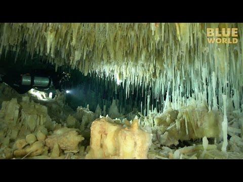 Mysterious Crystal Cave | JONATHAN BIRD'S BLUE WORLD