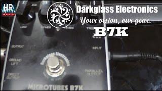 HARI-HARI MUSIK FX DEMO | DARKGLASS ELECTRONICS MICROTUBES B7K